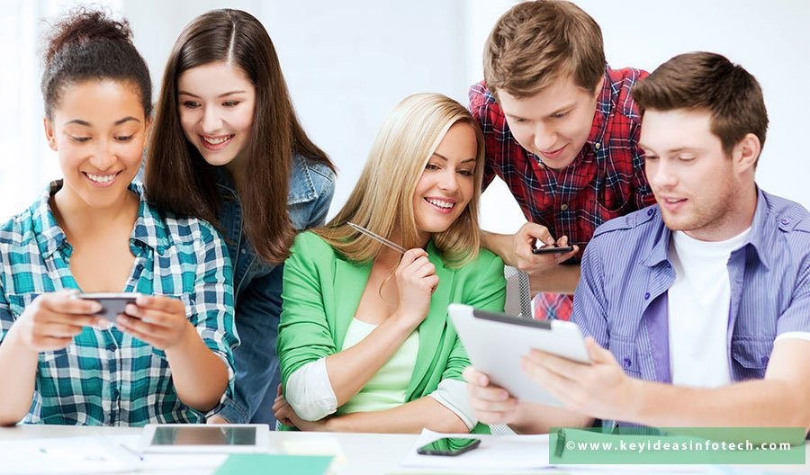 Role of Smartphone Applications in Education New York