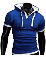 Tefamore Hommes T-shirt à manches courtes pour: Amazon.fr: Vêtements et accessoires