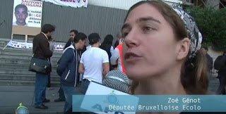 Bruxellois, sûrement !: L'affaire Ecolo - Oussama Atar - Pourquoi Zoe Genot se tait aujourd'hui ?