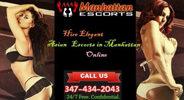 Escort Provider in USA: Hire Elegant Asian Escorts in Manhattan Online