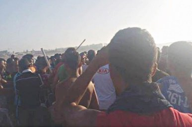 Une quinzaine de voyous agressent des estivants à la plage des Sablettes à Mohammedia