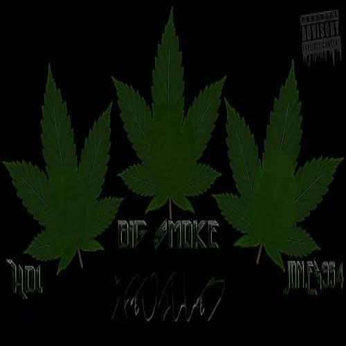 9 Connexion (HDI MC & Jon.Es954) & Big Smoke - 3 Feuilles (EP)