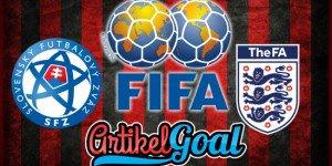 Prediksi Bola Slovakia VS Inggris 4 September 2016