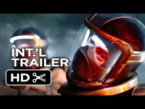 Fantastic Four Official International Teaser Trailer