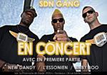 Achetez vos billets en ligne pour sdn gang présentera la mixtape