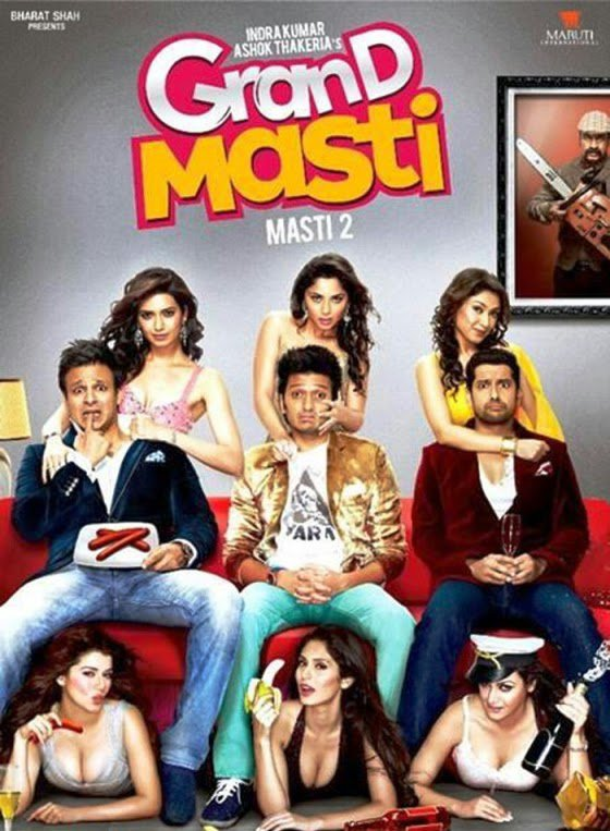 Grand Masti 2013 - Watch Hindi Movies Online Free