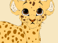 Big Cat Cub - Pet Games for Girls