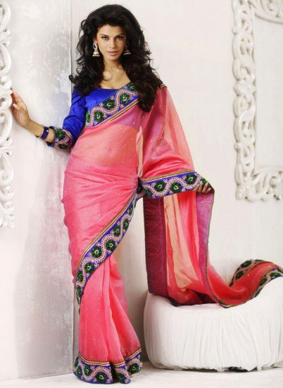 Partywear Saree, Buy Saree Online, Buy Indian Online Saree