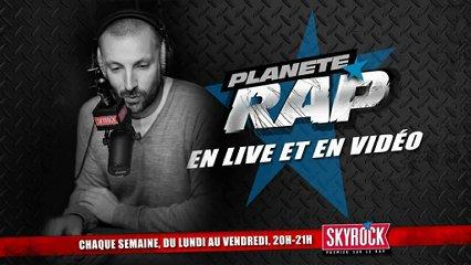 Planète Rap en Live