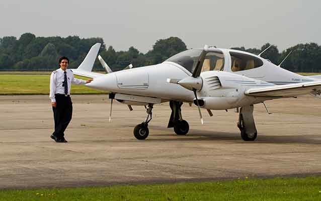 Pilot Ground Training in India