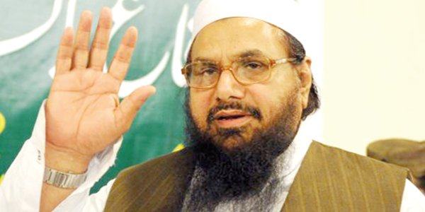 Hafiz Saeed Message Before Internment