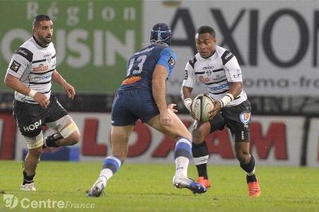Rugby : CAB : Masilevu appelé en sélection