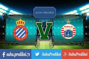 Prediksi Bola Espanyol Vs Persija 19 Juli 2017