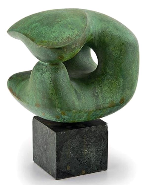 Exposition Art Blog: Guy Ngan - New Zealand Modern Sculptor