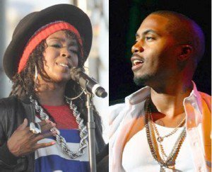 LAURYN HILL & NAS plan a TOUR together | CHRONYX.be : we love urban music !