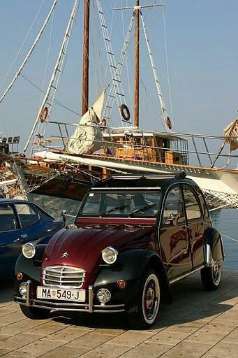2CV | Tumblr | Automobile wishes | Cars, Cars motorcycles, Motor car
