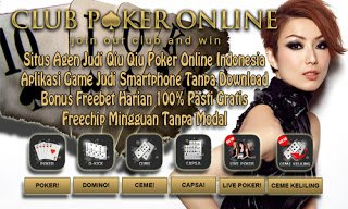 Koran Poker Indonesia: Qiu Qiu Poker Online Indonesia Withdraw Via Pulsa Handphone