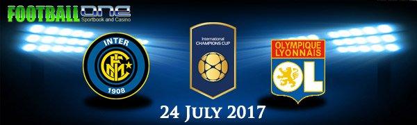 Prediksi INTER MILAN vs LYON 24 July 2017