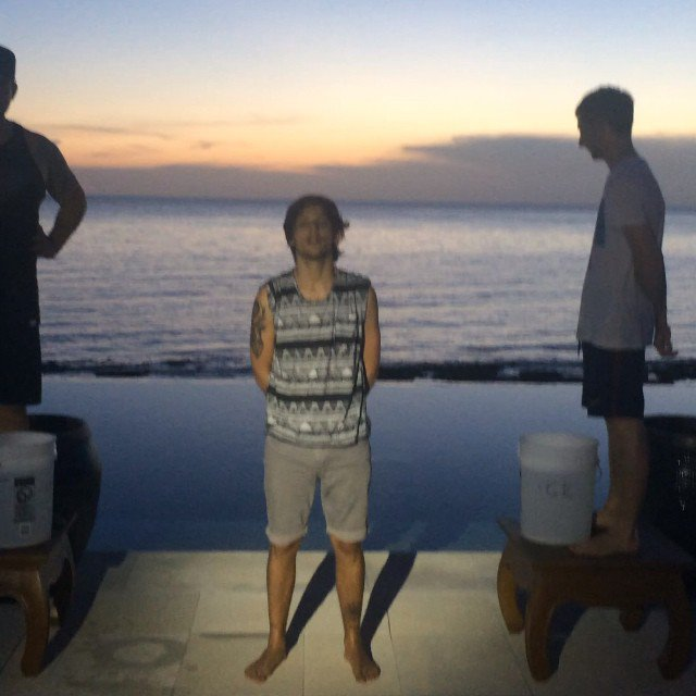 Louis - #ALSIceBucketChallenge PARTIE 1