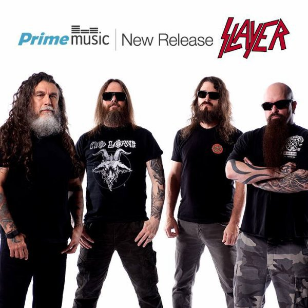 SLAYER :You Against You'.(album Repentless)