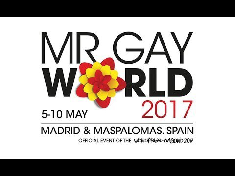Mr Gay World 2017 Madrid and , Spain - Encyclopædia of Gay and Lesbian Popular CultureMaspalomas