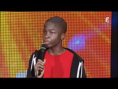 Stéphane Bak Vidéos de Le plus jeune comique de France, 14 ans - Rire ensemble contre le rascime 10/09/2011 - Humour afro créole