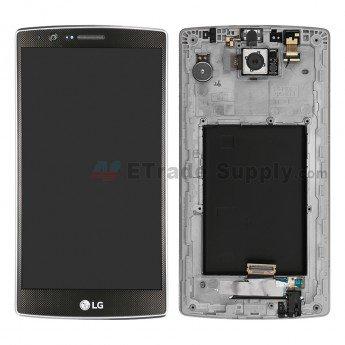 LG G4 H815/H810/F500/H812/H811/LS991 LCD & Digitizer Black - ETrade Supply