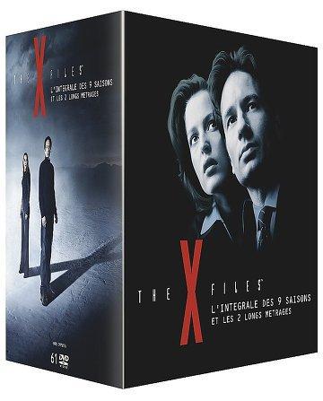 Télécharger X-Files : L'intégrale des 9 saisons [Complete] French