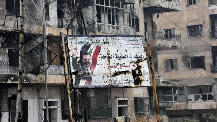 Ending the civil war: For a different Syria - Qantara.de