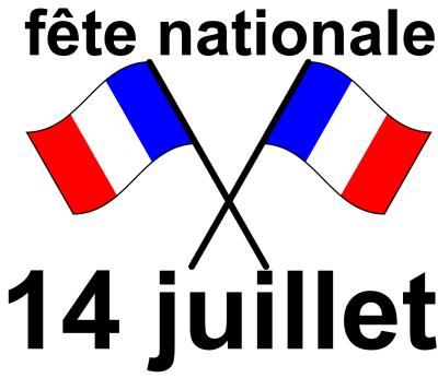 14 juillet 2014: fêtes foraines & feux d'artifice