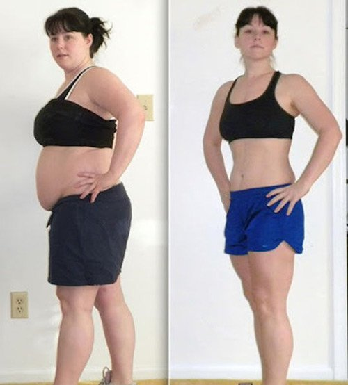 Hélène Lefevre: 'il y a qu'un seul pas entre l'obésité et l'anorexie' - beautylifestile