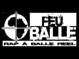 Le groupe rap FEUBALLE