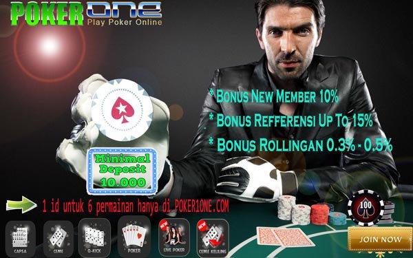 Cara Mudah Dapatkan Agen Judi Poker Online Uang Asli Terbaru