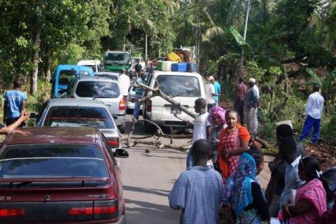 Comores: Les automobilistes boudent la taxe de roulage - Agence Afrique