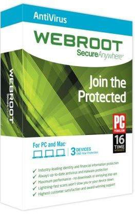 Webroot SecureAnywhere Antivirus 2015 Crack Free Download