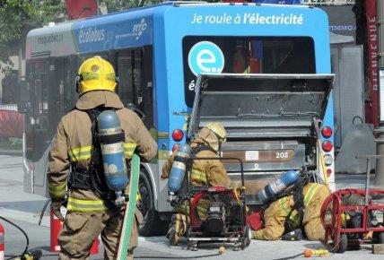 Le RTC retire ses minibus électriques de la route | Matthieu Boivin | Transports
