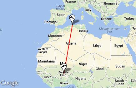 Air Algérie : cinq questions sur le crash du vol AH5017