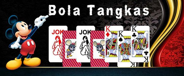 Website Bola Tangkas Online