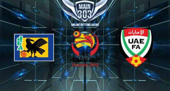 Prediksi Jepang vs UAE 23 Januari 2015 Asian Cup