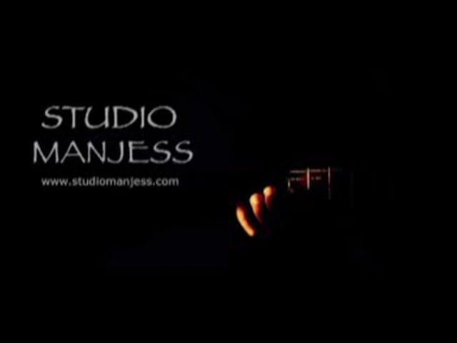 studiomanjess studio manjess manjess maloya son pub vidéo Île de la réunion lumière énergie libre amour esprit de lumière