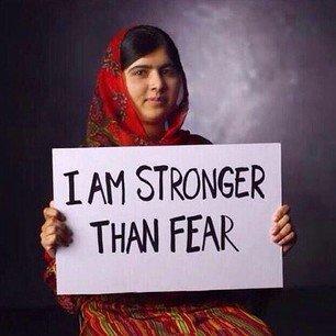 lhallyday #Malala #PrixNobel2014 Tellement mérité! une victoire pou...