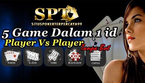 Memilih Agen Judi Poker Online Terbaik di Asia