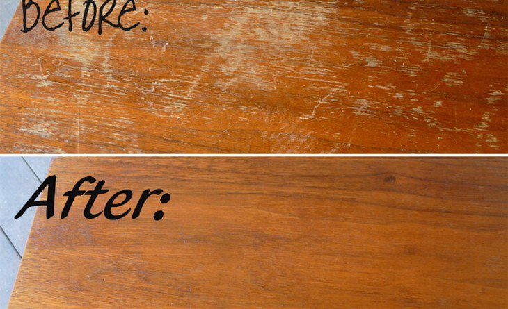 Is Your Furniture Scratched? Remove scratches easily with these 13 nifty tricks - Healthy Food Society
