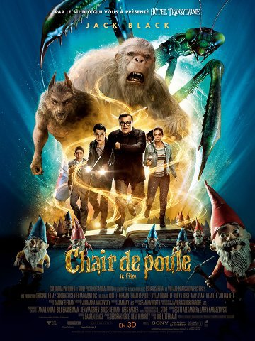 Chair de Poule - Le film - Films Streaming HD en Francais