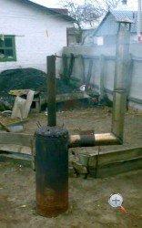 ЗАО НОВЫЕ ТЕХНОЛОГИИ: печь длительного горения.