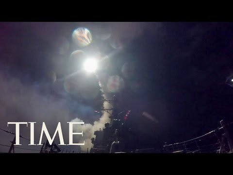 Magazine Larra: What To Know About The U.S. Missile Attack On Syria | TIME