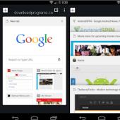 جوجل كروم عربي - متصفح Google Chrome APK للاندرويد 50.0.2661.75