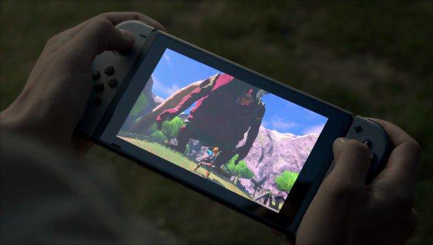 Nintendo Switch: Découvrez La nouvelle console