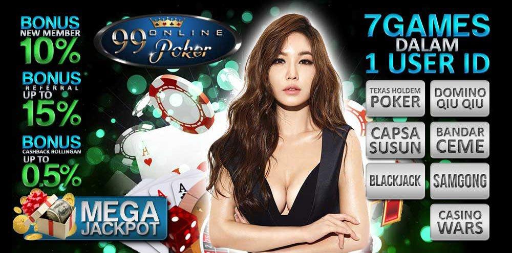 Memainkan Poker Online Uang Asli di Handphone Android