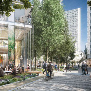 The South Quay Plaza: The new Foster & Partners Project in London